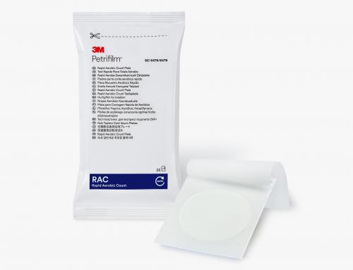 3M™ Petrifilm™ 快速總生菌數快檢片[RAC]